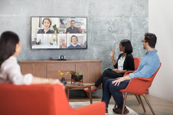 Etiquette bij videoconferencing